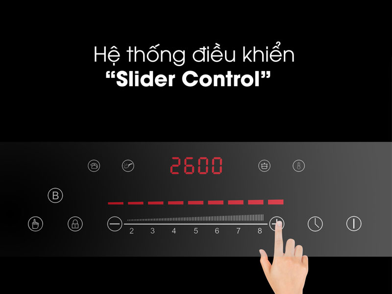 Hướng dẫn sử dụng bếp từ Spelier SPm 929I Plus