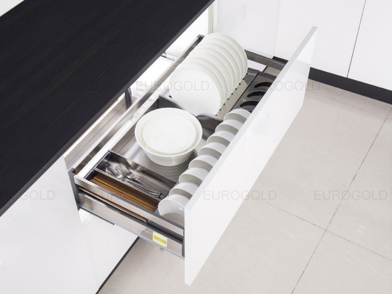 Giá bát đĩa hộp gắn cánh Eurogold EU132750