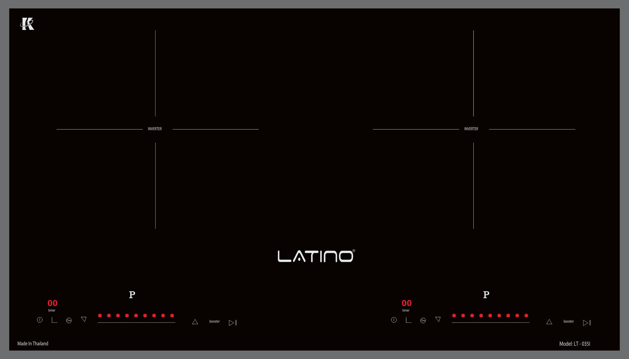 Bếp từ Latino LT 035I