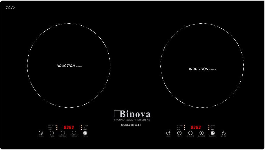 Bếp từ Binova BI 234 I