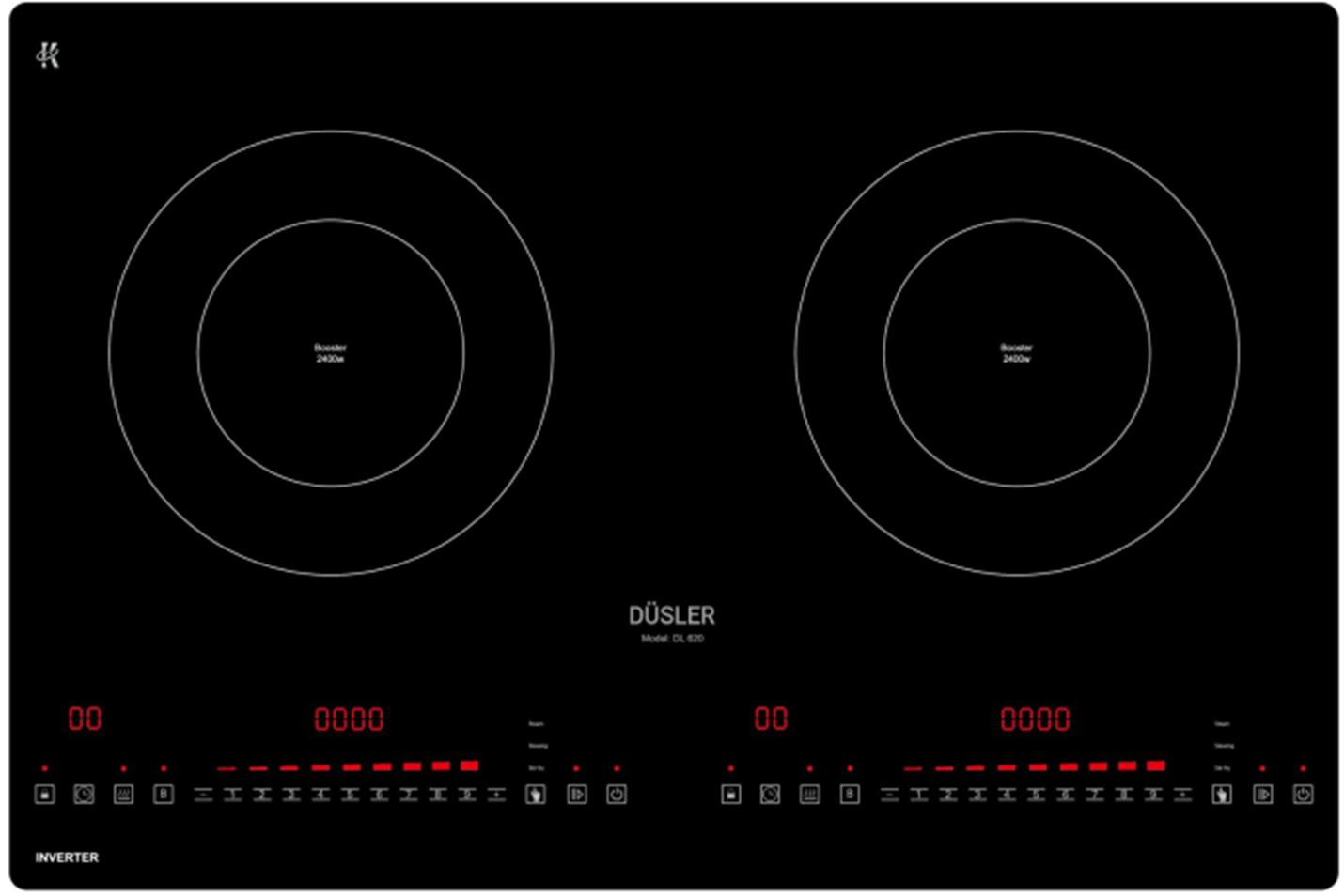 Bếp từ Dusler DL 620