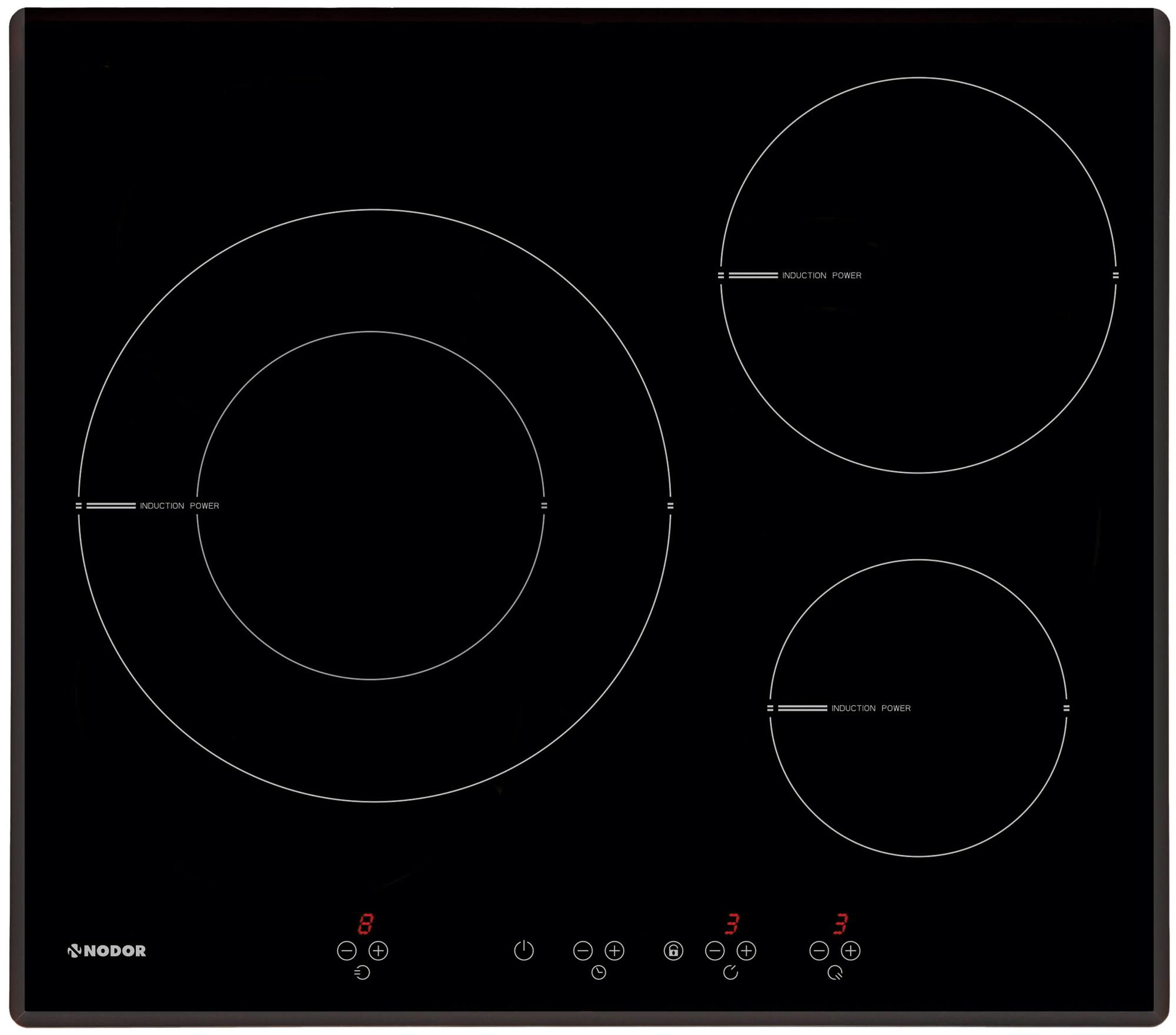 Bếp từ Nodor I 2160 BK