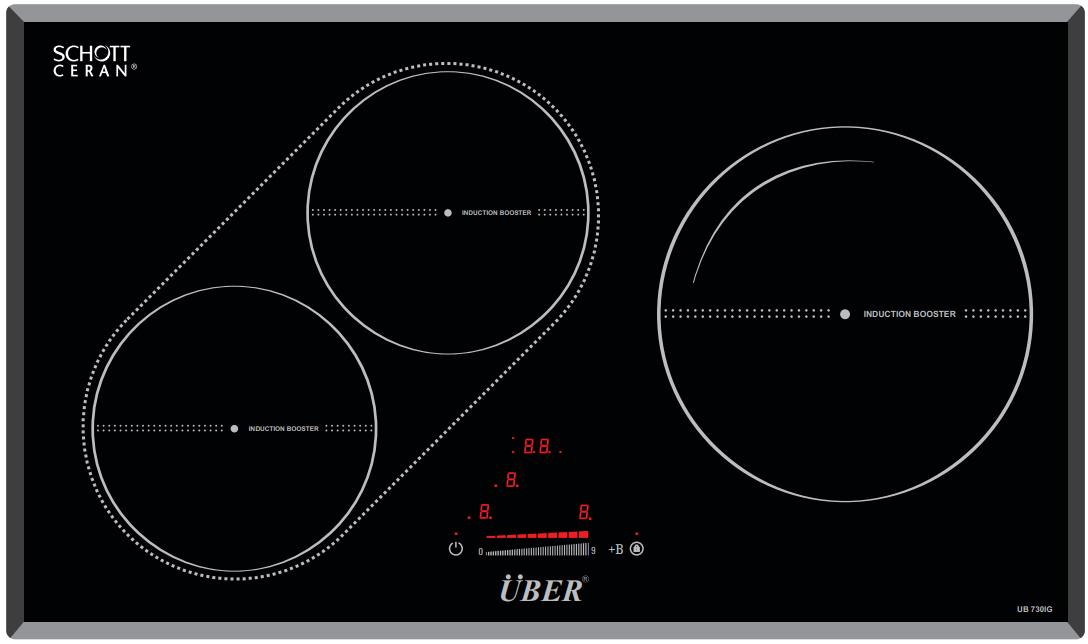 Bếp từ Uber UB 730IG