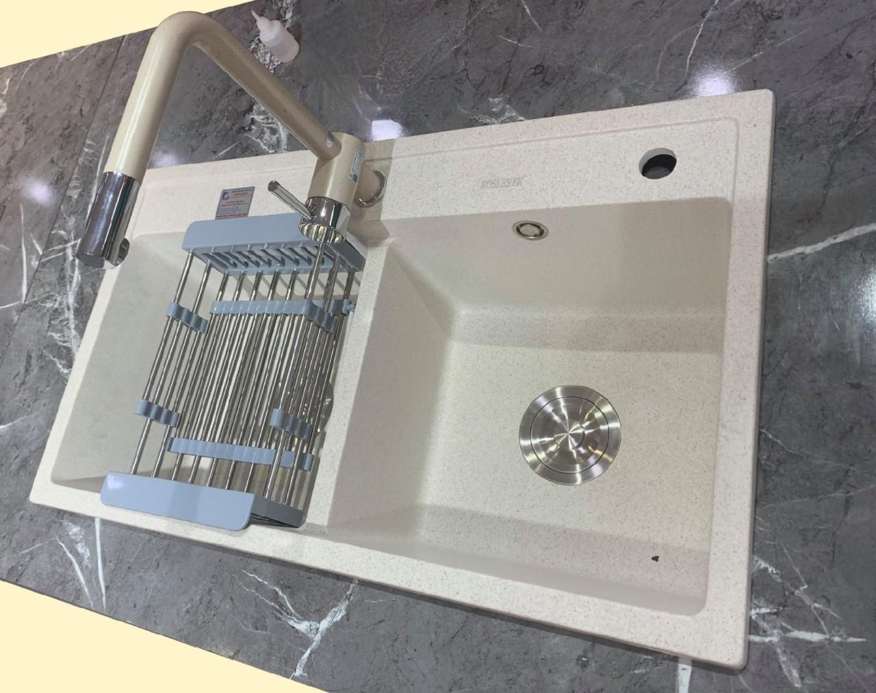 Chậu rửa Roslerer RL-900 White