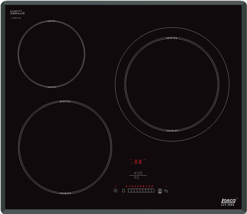 Bếp từ Lorca LCI 360