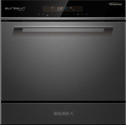 Máy rửa âm tủ bát Eurosun SMS58EU09BT
