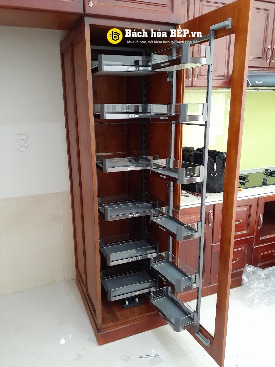 Tủ đồ khô cánh mở Eurogold MA0660