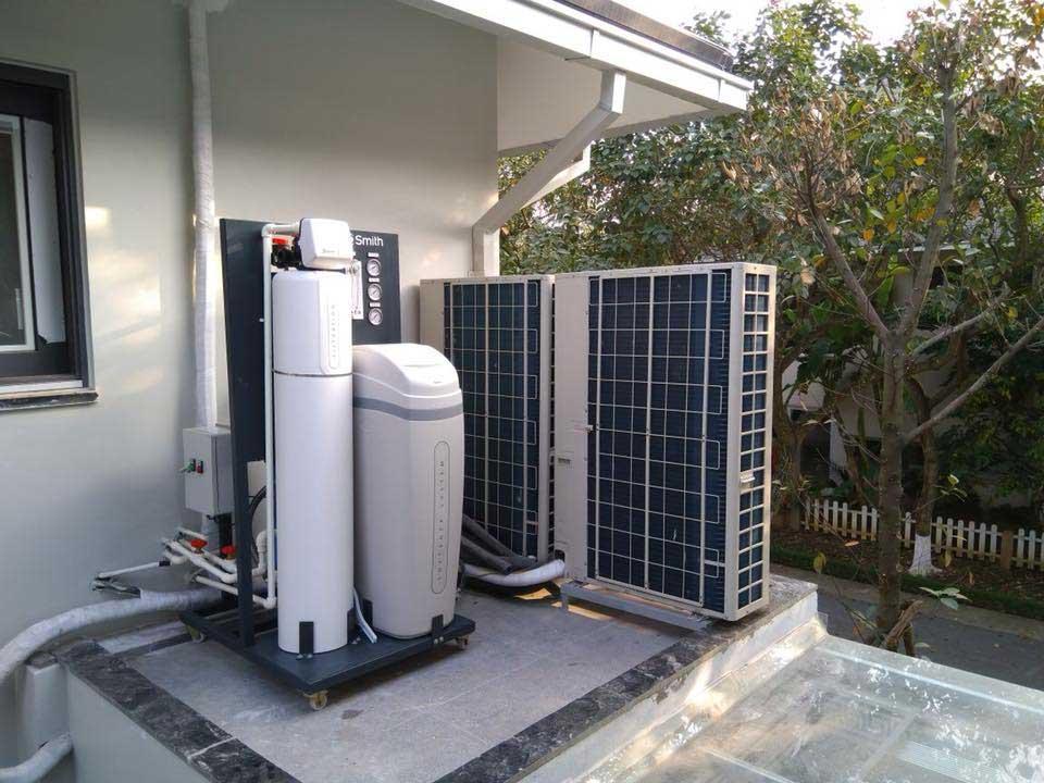 Hệ thống lọc nước đầu nguồn cao cấp Aosmith LS03
