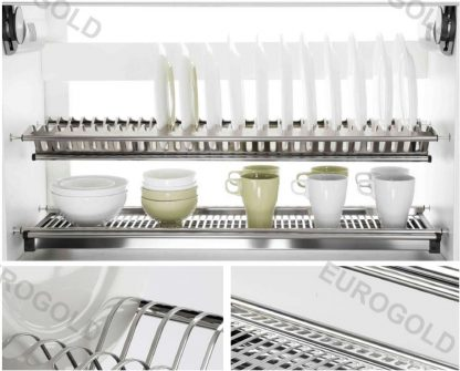 Giá bát đĩa cố định Eurogold EU01060
