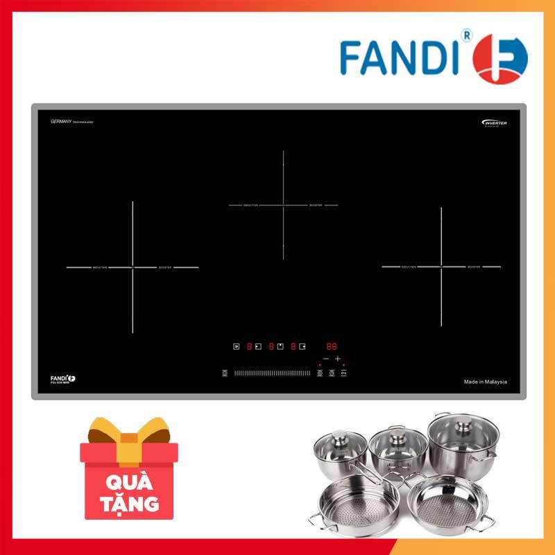 Bếp từ ba vùng nấu Fandi FD 939MRI