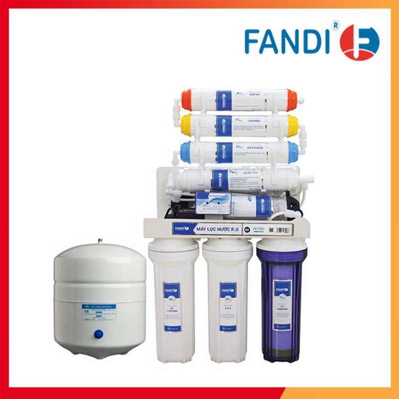 Máy lọc nước Fandi FD 08KN chính hãng